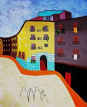 Madrid Mio by Gloria Dietz-Kiebron