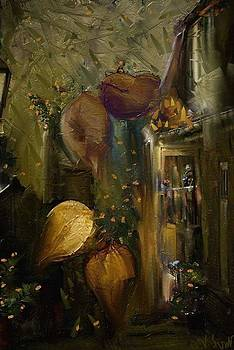 Magic Halloween by Velitchka Sander