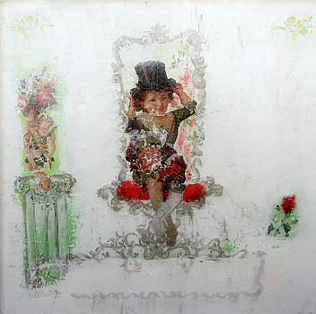Magic Hat by Noemia Prada