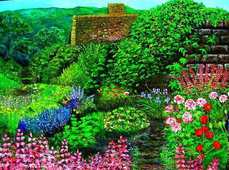 Michael Durst - Magical Garden