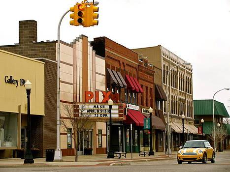 Main Street by Rhonda Jones