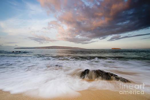 Makena Beach Sunrise Hawaii 2 by Dustin K Ryan