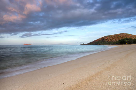 Makena Beach Sunrise Hawaii by Dustin K Ryan