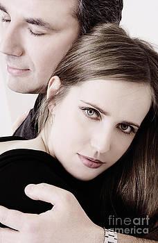 Man and woman by Iryna Shpulak