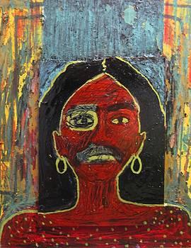 Man by Molood Mazaheri