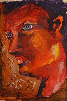 Man by Valeria Giunta