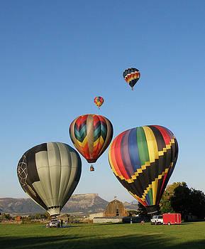 Mancos Valley Balloon Festival by FeVa  Fotos