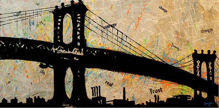 Manhattan Bound  by Anthony Jensen