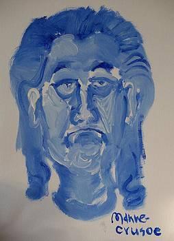 Manne-Crusoe Blue by Jay Manne-Crusoe