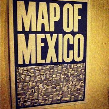 #mapa #map #postal #mexico by Fernando Barroso