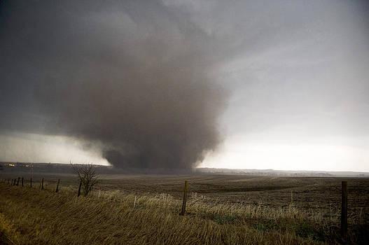 Mapleton Wedge Tornado by Jennifer Brindley