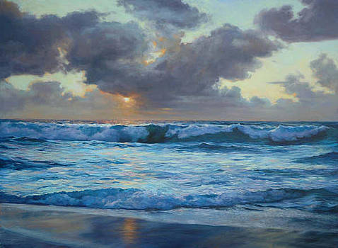 Mar abierto by William Martin
