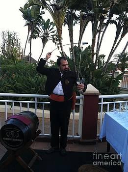 Marbella Spain Wine Tasting by Laura Ramsey