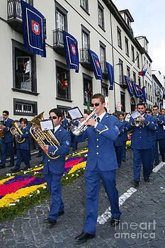 Gaspar Avila - Marching band