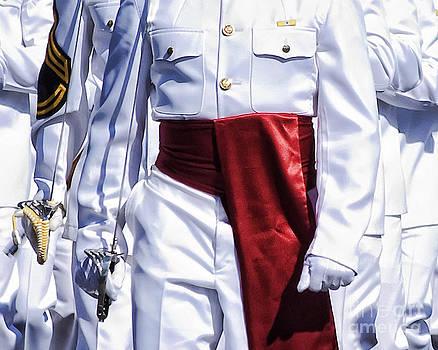 Kathleen K Parker - Marching Mardi Gras Marines