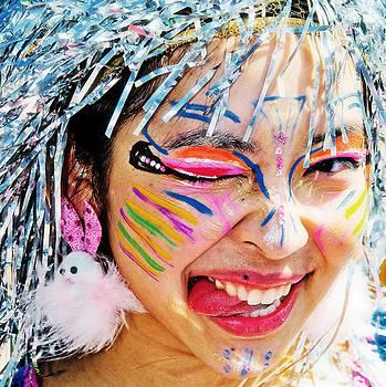 Kathleen K Parker - Mardi Gras Girl