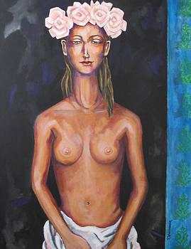 Margaret by Ricardo Lowenberg