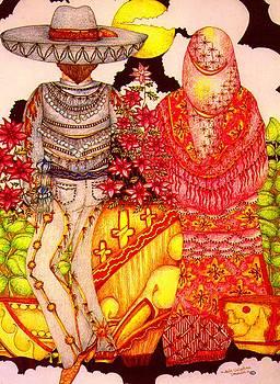 Mariachi Wedding by Dede Shamel Davalos