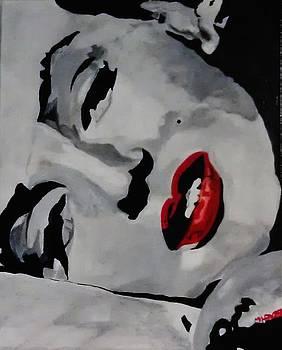 Marilyn by Michael Henzel
