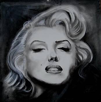 Marilyn Monroe by Morgan Greganti