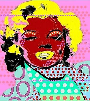 Marilyn by Ricky Sencion
