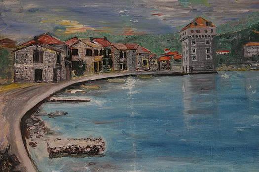 Marina Bay Dalmatia Croatia by Mladen Kandic
