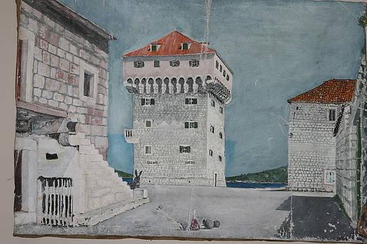 Marina Dalmatia Croatia by Mladen Kandic