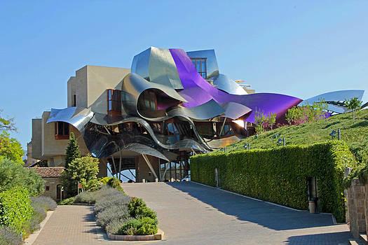 Marques De Riscal Winery Spain by John Stuart Webbstock