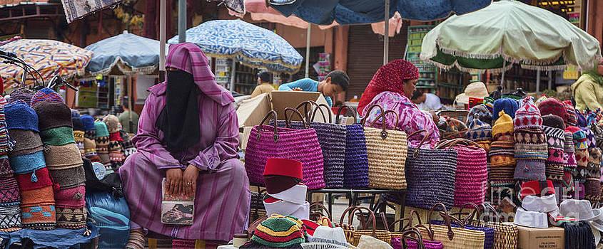 Chuck Kuhn - Marrakesh Hats