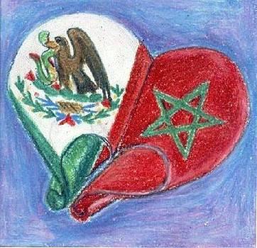 Marruecos Y Mexico by Judith Correa