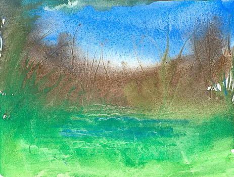 Marsh by Sheba Goldstein