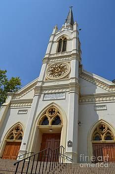 Marysville Church by Bob Rowell