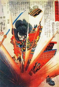 Roberto Prusso - Masakiyo blown up by mine