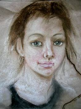 Masha by Tanya Buryak