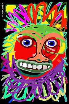 Mask 1 by Doug  Duffey