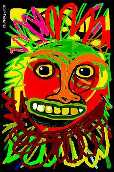Mask 1a by Doug  Duffey