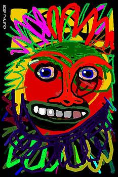 Mask 1b by Doug  Duffey