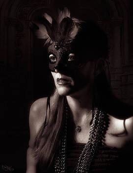 Mask by Robert Mirabelle