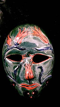 Mask by Yildiz Ibram