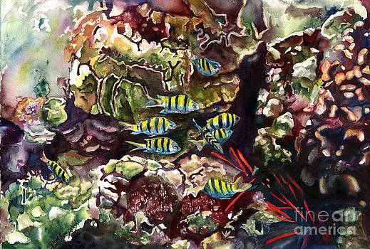 Maui Reef by David Ignaszewski