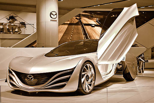 Michael Peychich - Mazda 0945