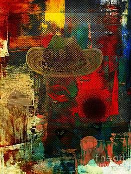 Me in a Hat by Fania Simon