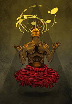Meditation by Roel Crespo