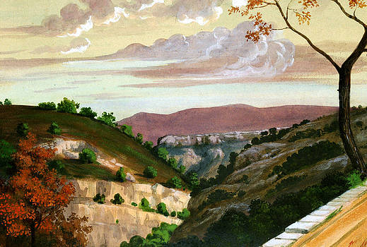 'mediterranean Landscape' By Prosper Merimee by Photos.com