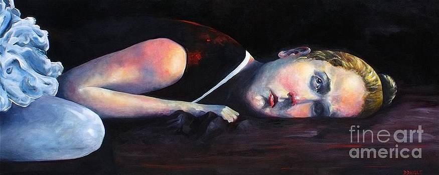 Melancholy by Diane Daigle
