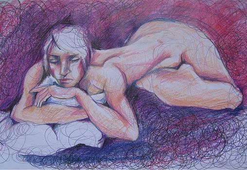 Melanie by Brigitte Hintner