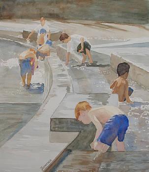 Jenny Armitage - Memorial Day Waterworks