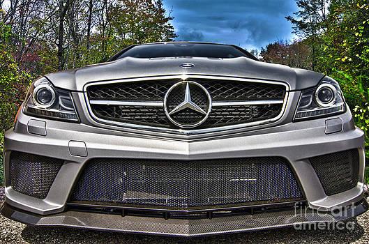 Mercedes Benz C63 Black Series by Robert Wirth