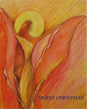 Merry Christmas by Brigitte Hintner