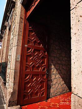 Xueling Zou - Mexican Door 49